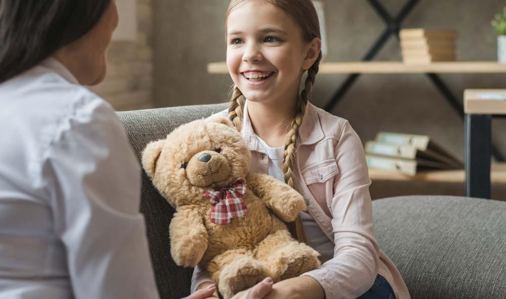 Individuel terapi for børn